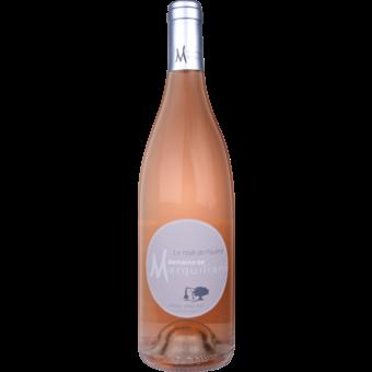Bottle shot for 2020 Domaine De Marquiliani Rose De Pauline
