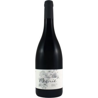 Bottle shot for 2019 Antoine Sunier Regnie