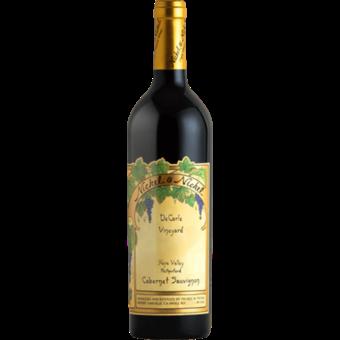 Bottle shot for 2017 Nickel & Nickel Decarle Vineyard Cabernet Sauvignon
