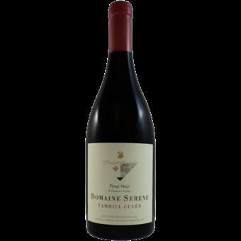 Bottle shot for 2017 Domaine Serene Yamhill Cuvee Pinot Noir