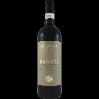 Bottle shot for 2017 Felsina Rancia Chianti Classico Riserva