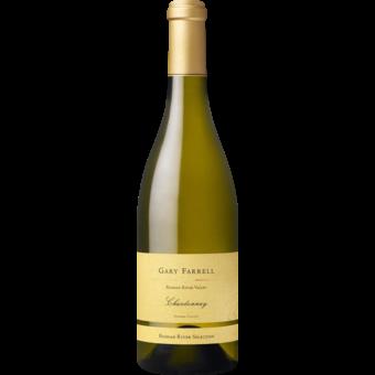 Bottle shot for 2017 Gary Farrell Russian River Selection Chardonnay