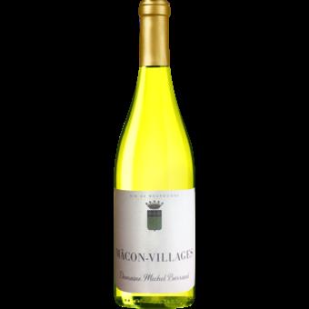 Bottle shot for 2019 Domaine Michel Barraud Macon Villages