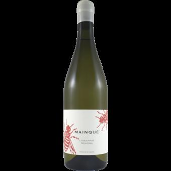 Bottle shot for 2020 Bodega Chacra Mainque Chardonnay