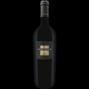 Bottle shot for 2017 San Marzano Primitivo Di Manduria Sessantanni