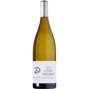 Bottle shot for 2019 Domaine Sauger Cheverny Blanc