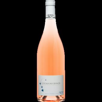 Bottle shot for 2020 Raimbault Pineau Coteaux Du Giennois Rose