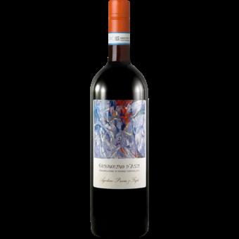Bottle shot for 2019 Agostino Pavia Grignolino D'asti