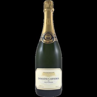 Bottle shot for 2017 Domaine Carneros Brut By Taittinger
