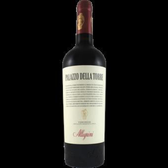 Bottle shot for 2017 Allegrini Palazzo Della Torre