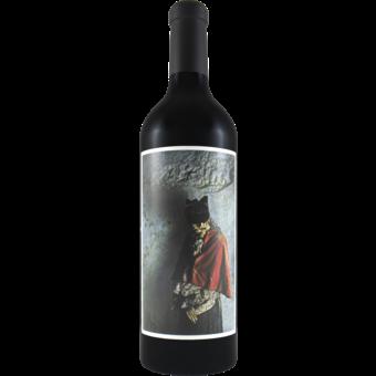 Bottle shot for 2019 Orin Swift Palermo