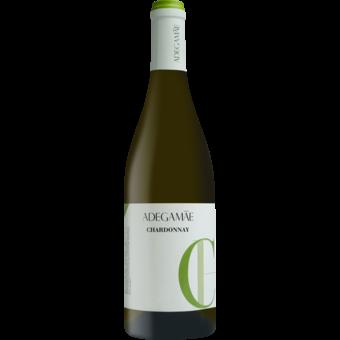 Bottle shot for 2019 Adega Mae Chardonnay