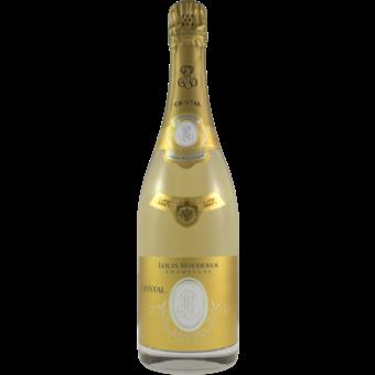 Bottle shot for 2013 Louis Roederer Cristal