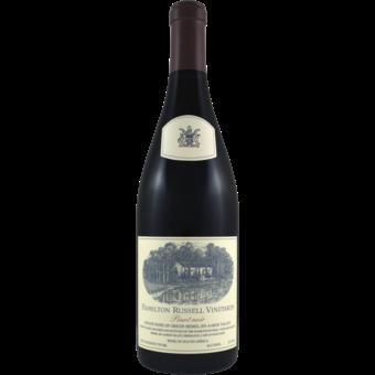 Bottle shot for 2020 Hamilton Russell Vineyards Pinot Noir Hemel En Aarde Valley