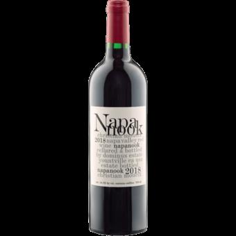 Bottle shot for 2018 Napanook