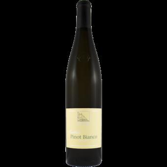 Bottle shot for 2020 Terlano Pinot Bianco