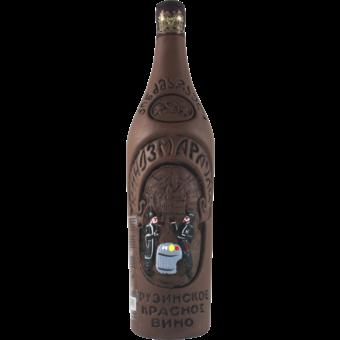Bottle shot for  Kindzmarauli Semi Sweet Clay