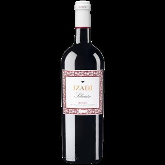 Bottle shot for 2016 Izadi Rioja Seleccion