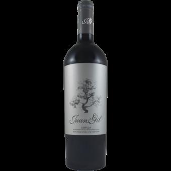 Bottle shot for 2019 Hijos De Juan Gil Silver Monastrell