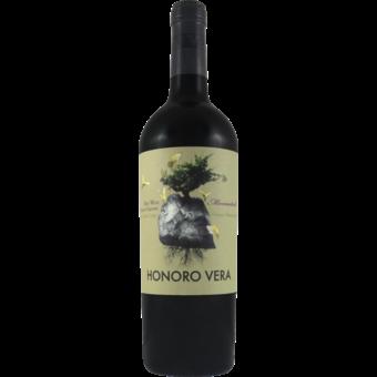 Bottle shot for 2020 Juan Gil Honoro Vera Organic Monastrell