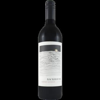 Bottle shot for 2019 Backhouse Cabernet Sauvignon