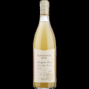Bottle shot for 2019 Alpamanta Breva Sauvignon Blanc