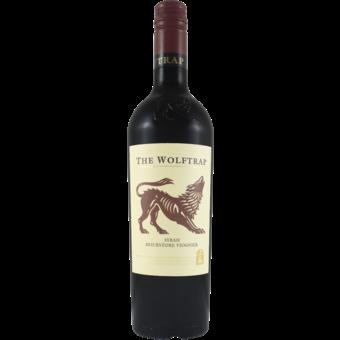 Bottle shot for 2020 Boekenhoutskloof Wolftrap