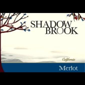 Label shot for  Shadow Brook Merlot