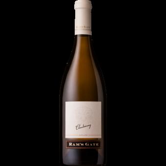 Bottle shot for 2017 Rams Gate Carneros Estate Chardonnay