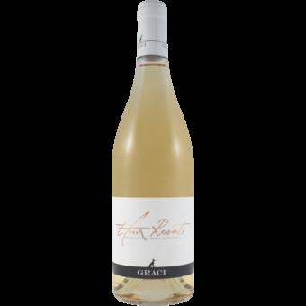 Bottle shot for 2020 Graci Etna Rosato