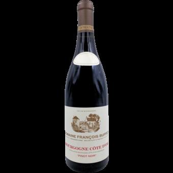 Bottle shot for 2019 Francois Buffet Bourgogne Rouge