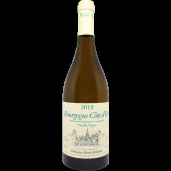 """Bottle shot for 2019 Domaine Remi Jobard Bourgogne Cote D'or Blanc """"Vieilles Vignes"""""""