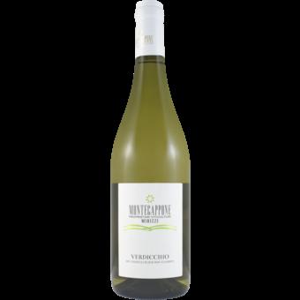Bottle shot for 2019 Montecappone Verdicchio Dei Castelli Di Jesi Classico