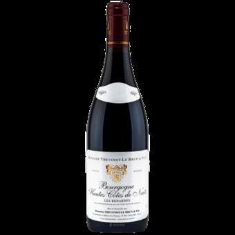 Bottle shot for 2019 Domaine Thevenot  Le Brun & Fils Les Renardes Hautes Cotes De Nuits