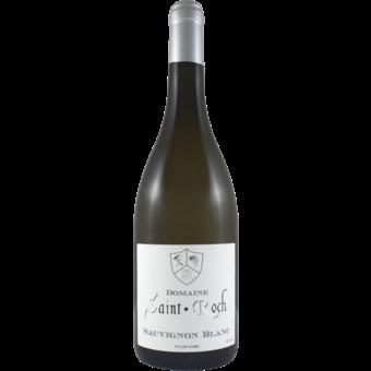Bottle shot for 2020 Saint Roch Touraine Sauvignon Blanc