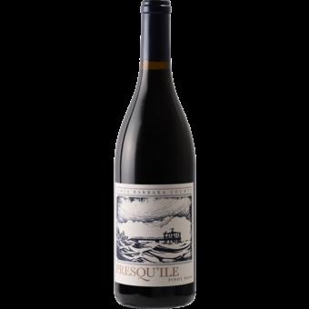 Bottle shot for 2019 Presqu'ile Pinot Noir