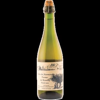 Bottle shot for  Ferme De Romilly Cidre Demi Sec