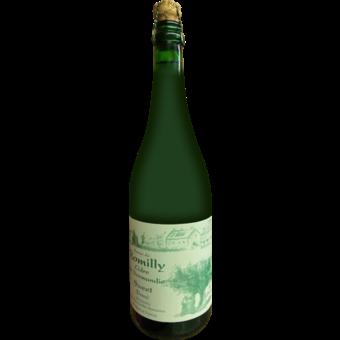 Bottle shot for  Ferme De Romilly Cidre Doux (Sweet)