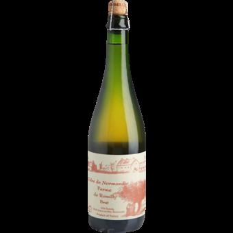 Bottle shot for  Ferme De Romilly Cidre Brut