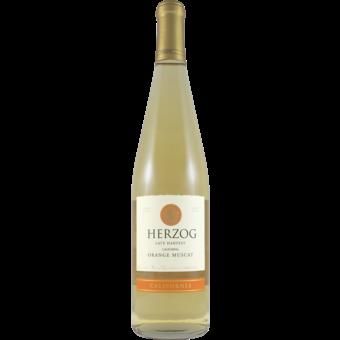 Bottle shot for  Baron Herzog Orange Muscat