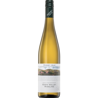 Bottle shot for 2020 Pewsey Vale Dry Riesling