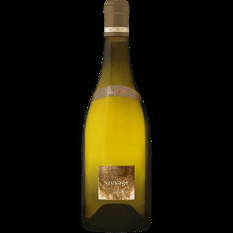 """Bottle shot for 2018 Pascal Jolivet Sancerre """"Sauvage"""""""