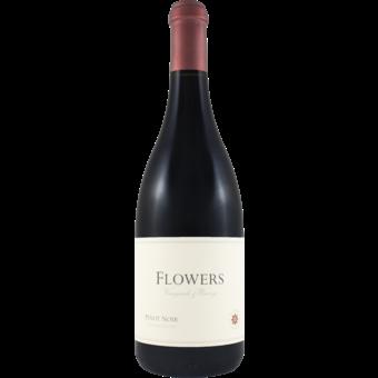 Bottle shot for 2018 Flowers Sonoma Coast Pinot Noir