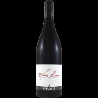 Bottle shot for 2018 Graci Etna Rosso