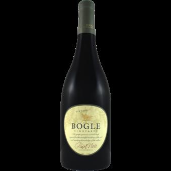Bottle shot for 2019 Bogle Pinot Noir