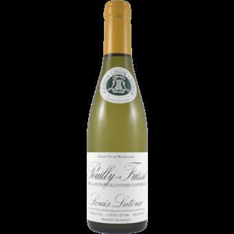 Bottle shot for 2018 Louis Latour Pouilly Fuisse