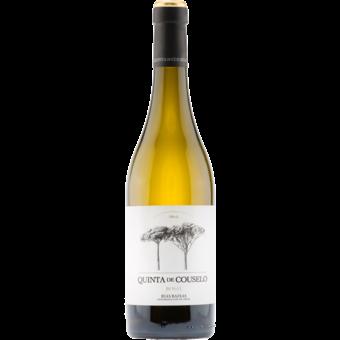 Bottle shot for 2020 Quinta De Couselo 'o Rosal' Rias Baixas
