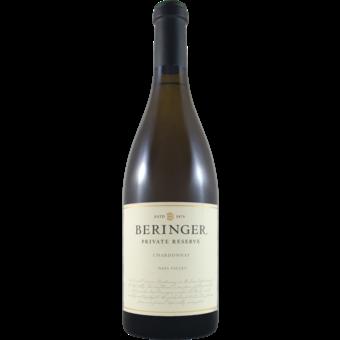 Bottle shot for 2019 Beringer Private Reserve Chardonnay