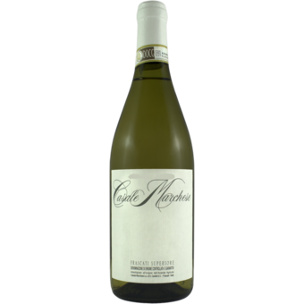 Bottle shot for 2020 Casale Marchese Frascati Superiore