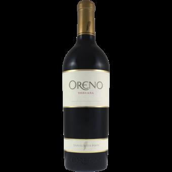 Bottle shot for 2019 Sette Ponti Oreno